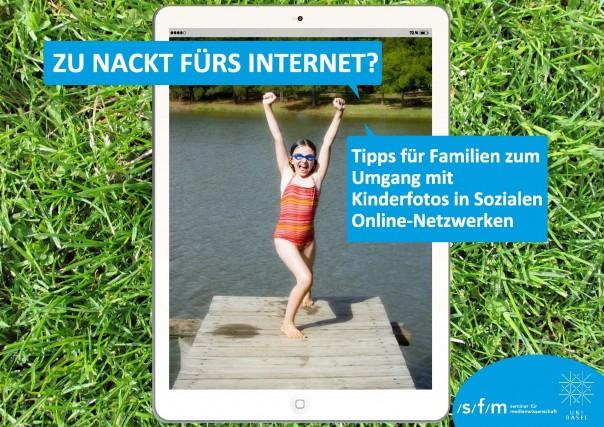 Elternguide für Kinderfotos im Netz